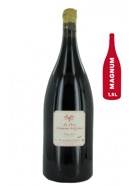 Vin de France Rouge Fruit 2013 Magnum