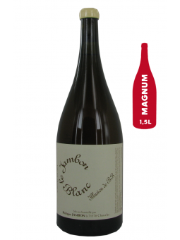 Vin de France Jambon Blanc Illusion de BB 2006 Magnum