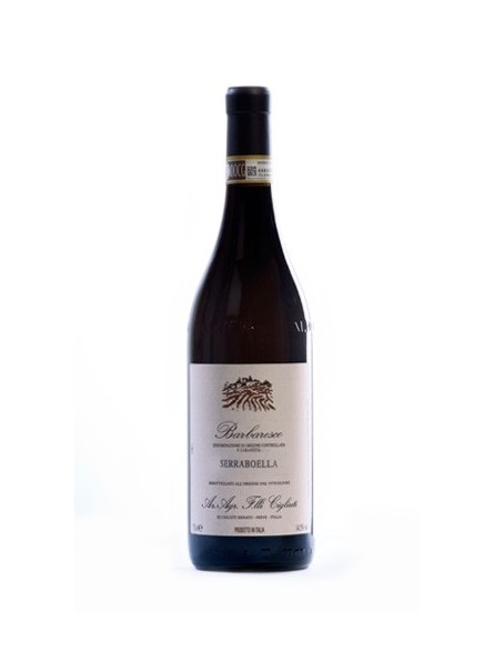 Barbaresco Serraboella 2015